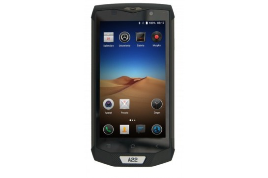 Pancerny smartphone A22